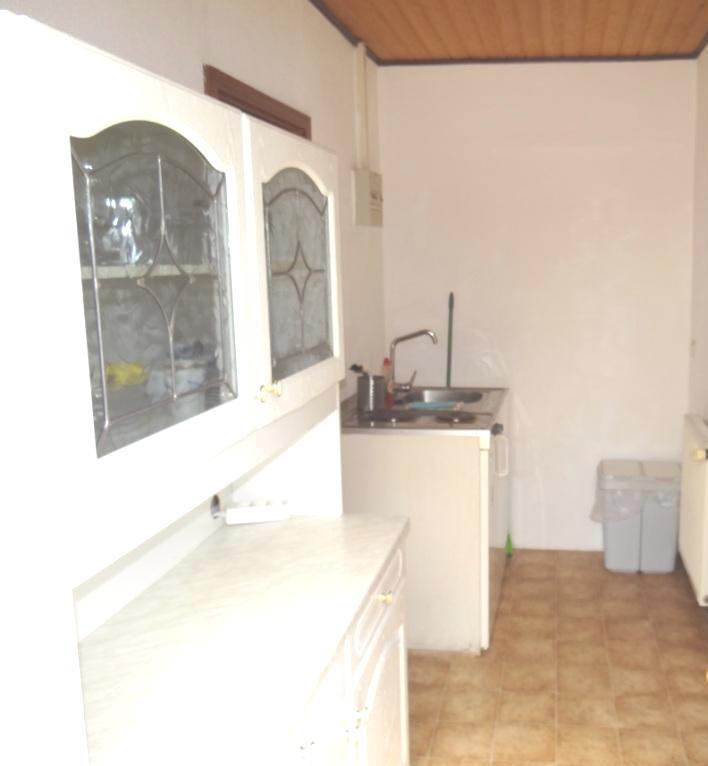 Ausstattung mit einer Miniküche je Ferienzimmer im Ferienhof-Gästehaus